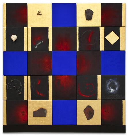 Lita Albuquerque, 'Wave of the Breath', 1989