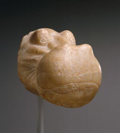Unknown Egyptian, 'Head of a Hippopotamus', ca. 1390–1352 B.C.