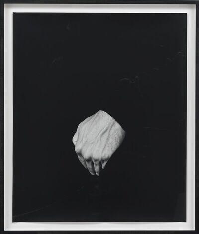 Talia Chetrit, 'Hand on Body (Crotch #1)', 2012