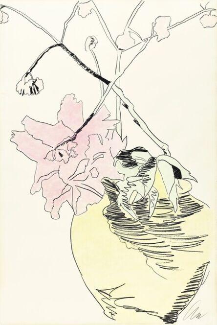 Andy Warhol, 'Flowers (Hand-Colored) (Feldman & Schellmann II.119)', 1974