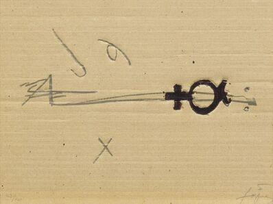 Antoni Tàpies, 'Untitled', 1978