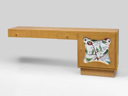 Jean Royère, 'Trèfle Dressing Table', ca. 1950