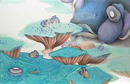 Yu Han, 'Water surface', 2015