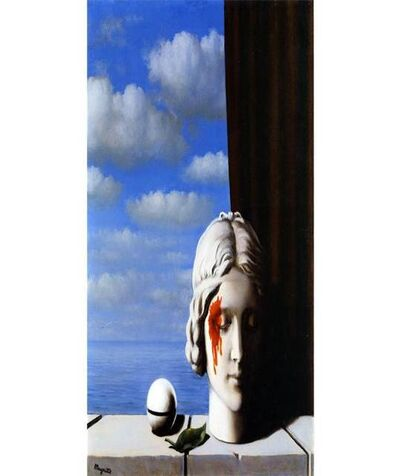 René Magritte, 'La mémoire/Die Erinnerung II', 1948