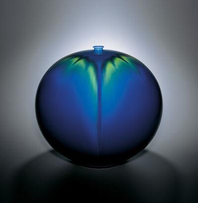 Tokuda Yasokichi III, 'Round Vase', 2000