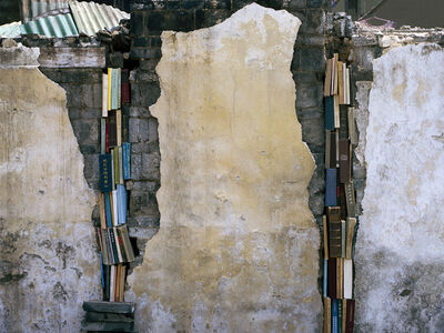 Dubravka Vidović, 'Shikumen's walls series # 15', 2014