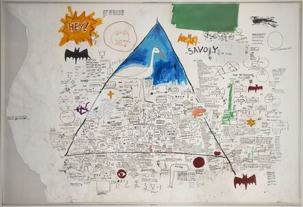 Jean-Michel Basquiat, 'Untitled', 1986