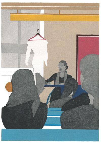 Vestoj & Anja Aronowsky Cronberg, 'The Vestoj Storytelling Salon', 2014