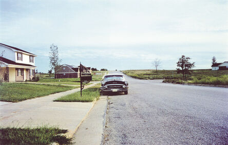 William Eggleston, 'Southern Environs of Memphis', 1969-1970