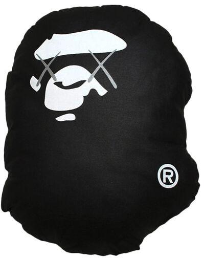 KAWS, 'KAWS x A Bathing Ape Limited Edition pillow', 2001