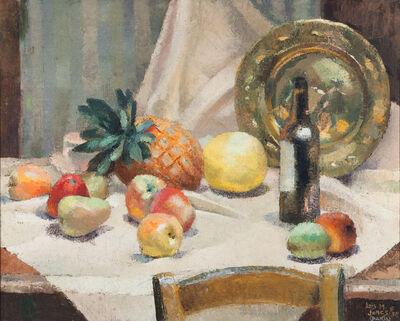 Lois Mailou Jones, 'Still Life Pineapple', 1938