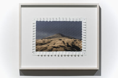 Melik Ohanian, 'Datcha Project — Weaving Photographs, From... #004', 2014