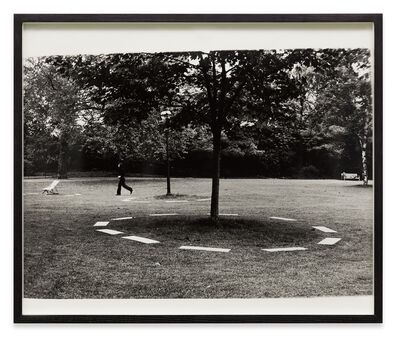 David Lamelas, 'Signalling of Three Objects', 1968