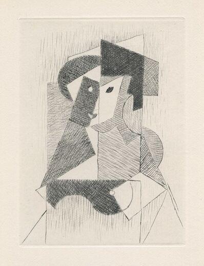 Jean Metzinger, 'Femme', 1946