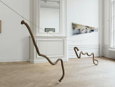 Ger van Elk, 'Touwsculptuur / Rope Sculpture', 1968