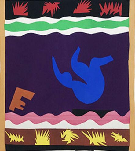 Henri Matisse, 'Le Tobogan (Toboggan)', 1947