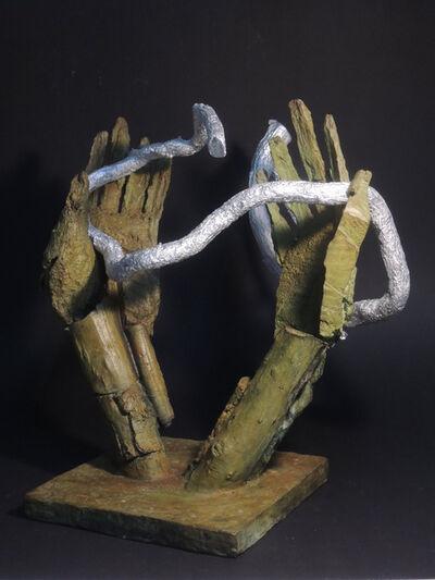 Dietrich Klinge, 'Hand 115-116 B', 2020