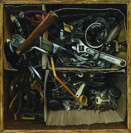 Onay Rosquet, 'Asambleas de herramientas / Assembly of Tools', 2014