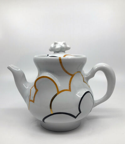 Sam Chung, 'Cloud Teapot with Built In Steeper', 2021