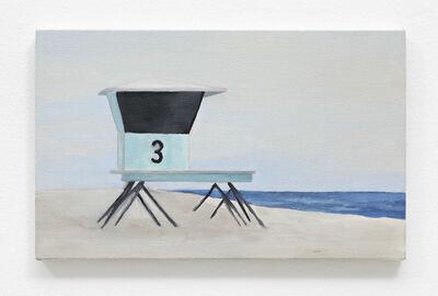 Stephen Aldahl, 'MPDH: Lifeguard Tower', 2014