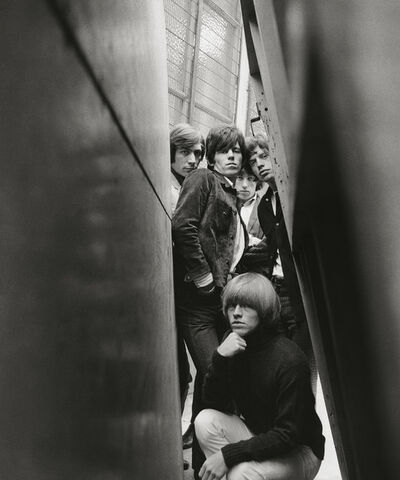 Gered Mankowitz, 'The Rolling Stones, 1965 - December's Children', 1965