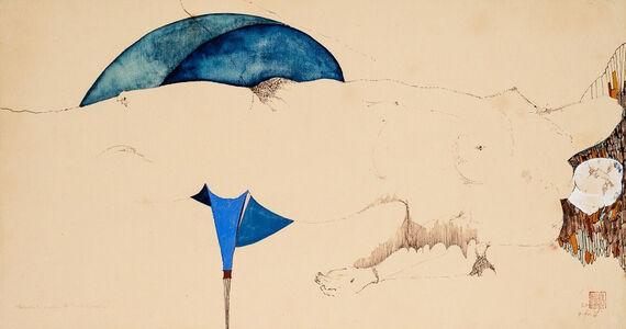 "Wesley Duke Lee, '""Valneria: auxiliar de Marcadium""', 1960"