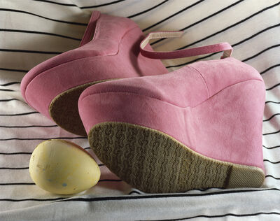 Torbjørn Rødland, 'Birthday Shoes', 2016