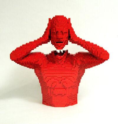 Nathan Sawaya, 'Red Head', 2009