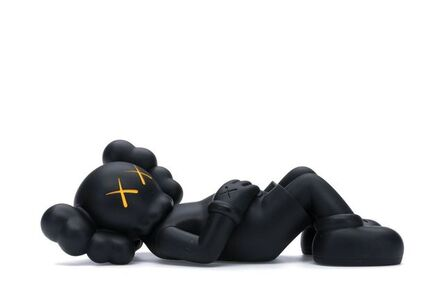 """KAWS, 'Holiday Japan 9.5"""" Vinyl Figure (Black)', 2019"""