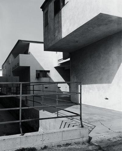 James Welling, 'LA-C 120', 1978