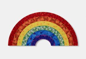 Damien Hirst, 'Butterfly Rainbow (487/1497) ', 2020