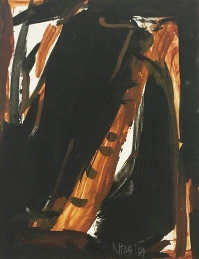 S. H. Raza, 'UNTITLED (DRAWING)', 1981
