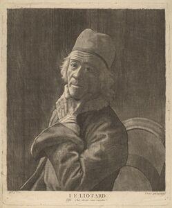 Jean-Étienne Liotard, 'Self-Portrait', 1778/1780