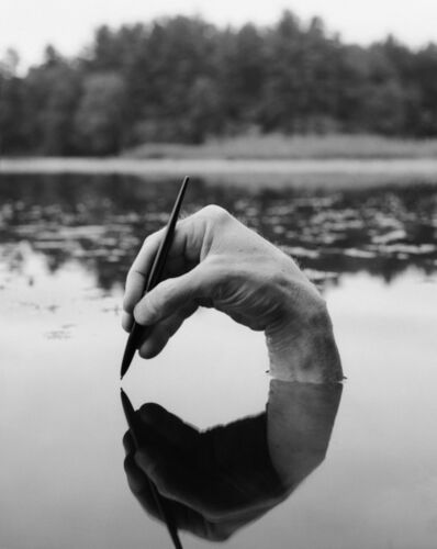 Arno Rafael Minkkinen, 'Fosters Pond', 2000