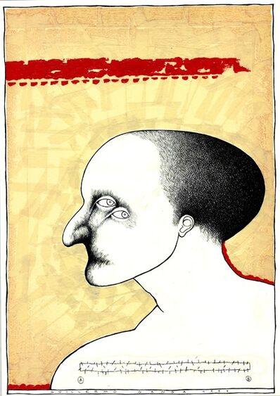 Guillermo Ganga, 'Portrait X', 1999