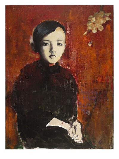 Joan Baez, 'The White Flower of Bach Mai', 2017