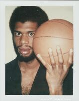 Andy Warhol, 'Polaroid Photograph of Kareem Abdul-Jabbar', 1978