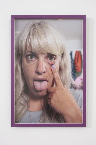 Laura Aldridge, 'Today (myself)', 2016