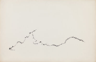 Norman W. Lewis, 'Winter Branches #3', 1953