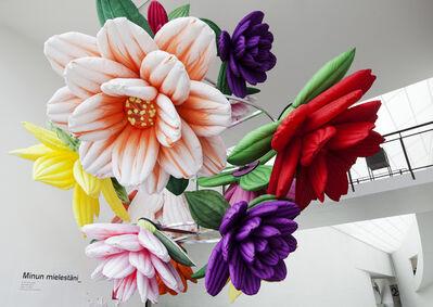 Choi Jeong Hwa, 'Flower Chandelier, 2012', 2012