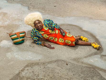 Osborne Macharia, 'Magadi 3', 2017