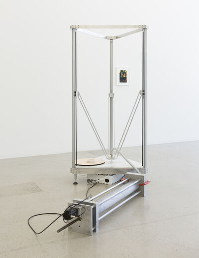 Matthew Angelo Harrison, 'The Consequence of Platforms', 2016