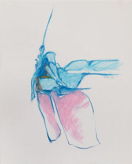 James Moore, 'Untitled II (Blue Pink)', 1979