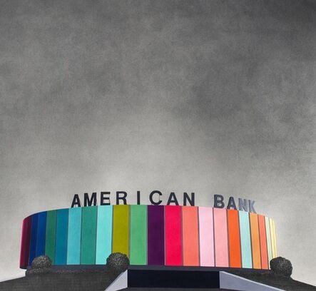 Sara Frantz, 'American Bank', 2013