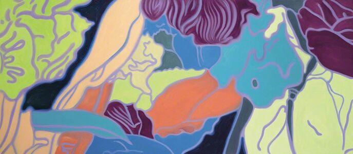 """Hubert Schmalix, '""""Peonies and More""""', 2014"""