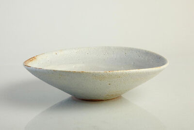 Gallan Ngan, 'Bowl with volcanic surface'