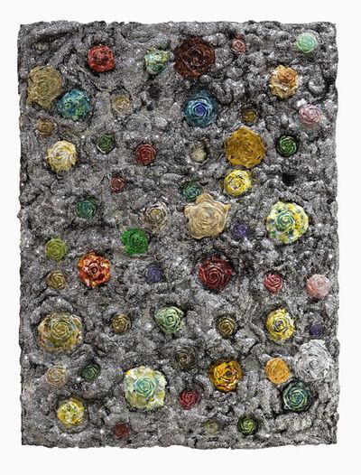 Haleh Mashian, 'Rock and Rose 2', 2020