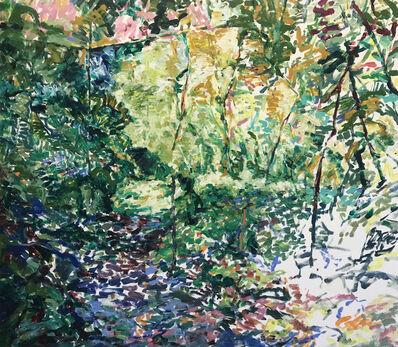 Foad Satterfield, 'Butterfly Garden'