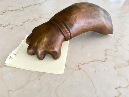 Jonn Herschend, 'The Sad Hand', 2017