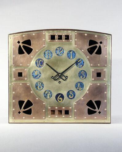 Gustave Serrurier-Bovy, 'Mantel clock', 1905